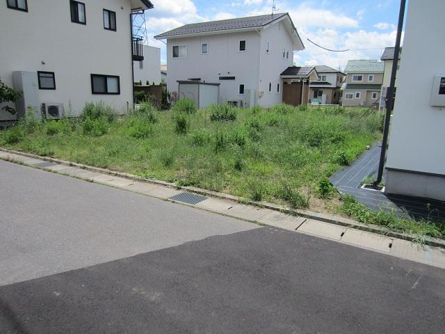 野沢本町 売り土地(2)