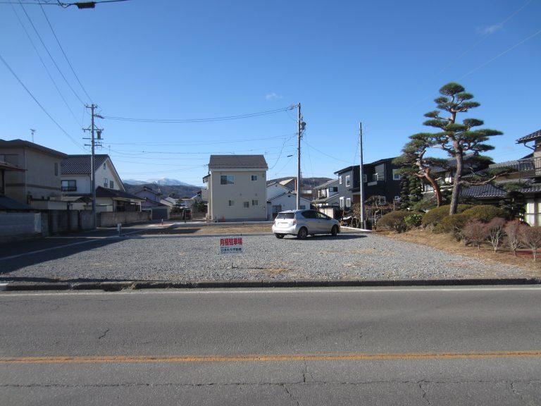 取出町 駐車場(1)