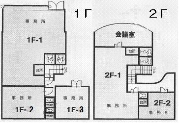 間取り1F-2