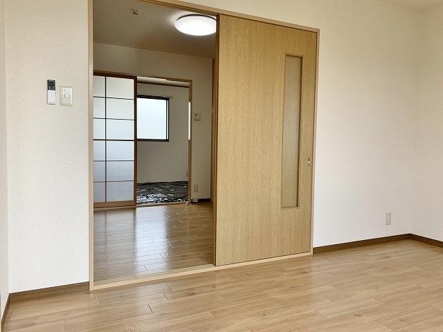 洋室・DK・和室