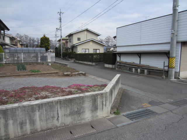 新子田 依田売り土地(2)
