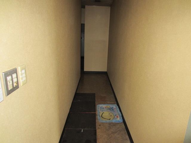 トイレ廊下