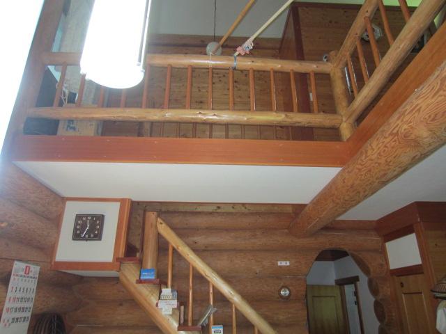 ロフト・階段
