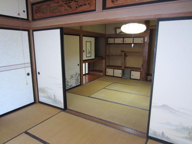 1階和室(1)