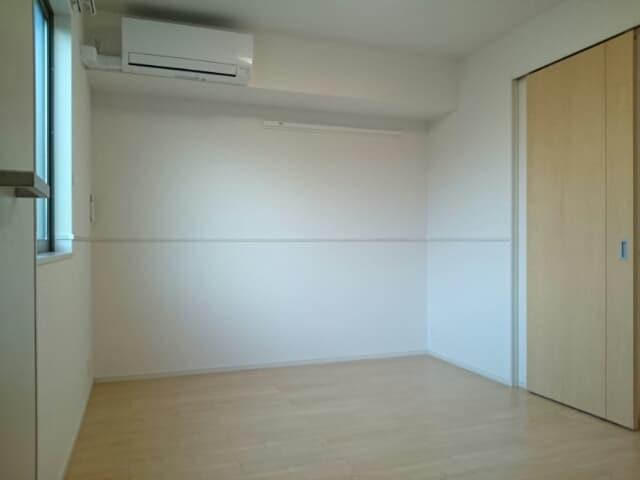 洋室・エアコン