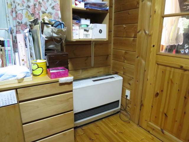 FF暖房機